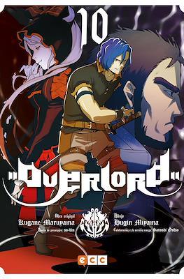 Overlord (Rústica con sobrecubierta) #10