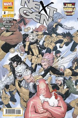 La Era de Hombre-X #8