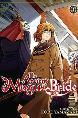 The Ancient Magus' Bride (Paperback) #10
