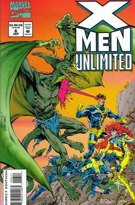 X-Men Unlimited Vol 1 (1993-2003) #6