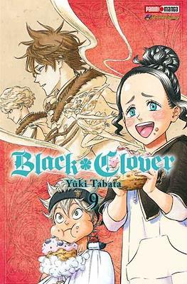 Black Clover (Rústica) #9
