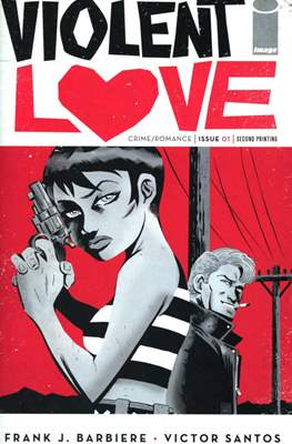Violent Love (Variant Covers) (Comic Book) #1.1