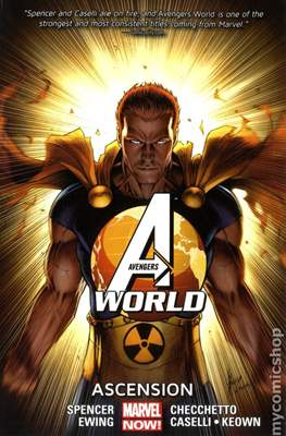 Avengers World (2014-2015) (Softcover) #2