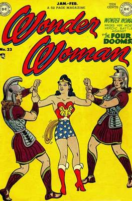Wonder Woman Vol.1 (1942-1986; 2020-) (Comic Book) #33