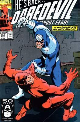 Daredevil Vol. 1 (1964-1998) (Comic Book) #290
