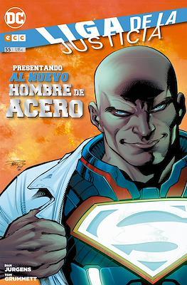 Liga de la Justicia. Nuevo Universo DC / Renacimiento (Grapa) #55