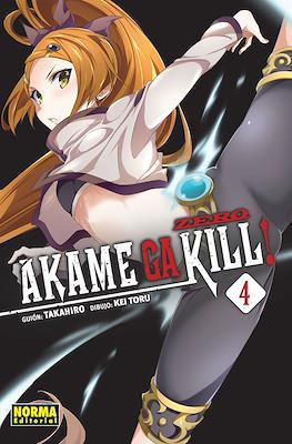 Akame ga Kill! Zero (Rústica con sobrecubierta) #4