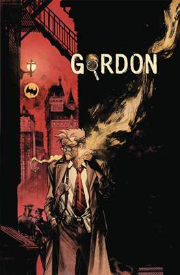 Batman: Curse of the White Knight (2019- Variant Cover) (Comic Book) #3