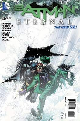 Batman Eternal (2014-2015) (Comic-Book) #40