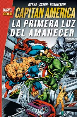 Capitán América. Marvel Gold (Rústica con solapas) #6