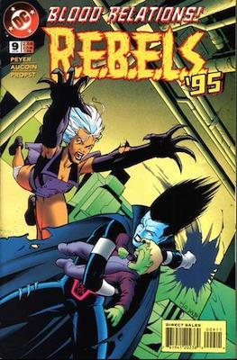 R.E.B.E.L.S. (1994-1996) #9