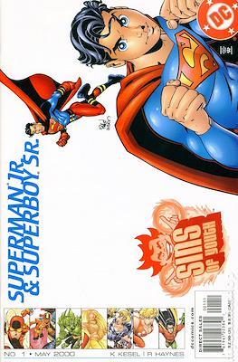 Sins of Youth: Superman Jr. and Superboy Sr.