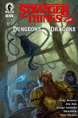 Stranger Things and Dungeons & Dragons #3