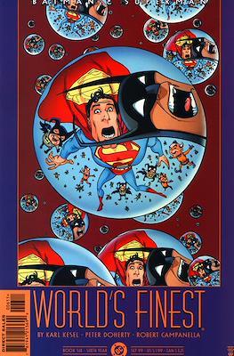 Batman & Superman: World's Finest (Softcover) #6