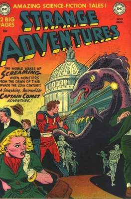 Strange Adventures (Comic Book) #11