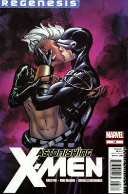 Astonishing X-Men (Vol. 3 2004-2013) (Comic Book) #44