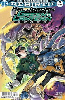 Hal Jordan and the Green Lantern Corps (2016-2018) (Comic-book) #3
