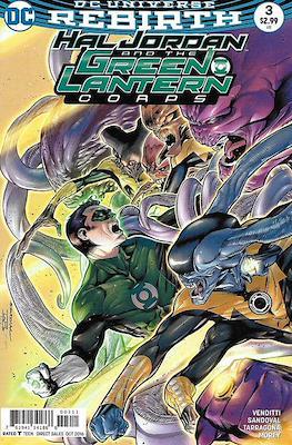 Hal Jordan and the Green Lantern Corps (2016-2018) (Comic-book) #3