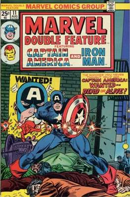Marvel Double Feature Vol 1 (Grapa, 32 págs. (1973-1977)) #11
