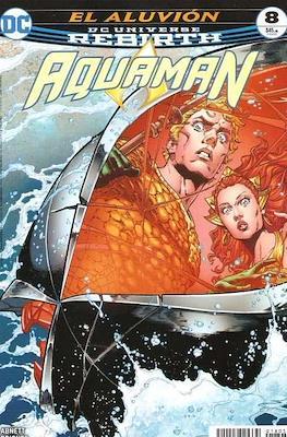 Aquaman (2017-...) (Grapa) #8