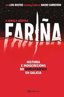 Fariña. A novela gráfica (Cartonado. 128 pp) #