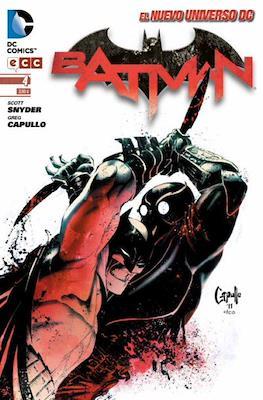 Batman: Nuevo Universo DC / Renacimiento (Grapa) #4