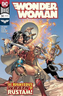 Wonder Woman Vol. 5 (2016-2020) (Comic book) #54