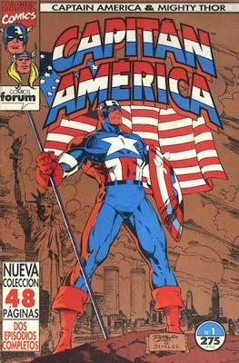 Capitán América & Thor el Poderoso Vol. 2 (1993-1994) (Grapa. 48 páginas.) #1