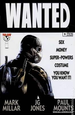 Wanted (Comic Book) #1