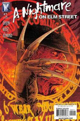 A nightmare on Elm street (Grapa) #2