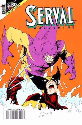 Serval / Wolverine Vol. 1 (Agrafé) #10