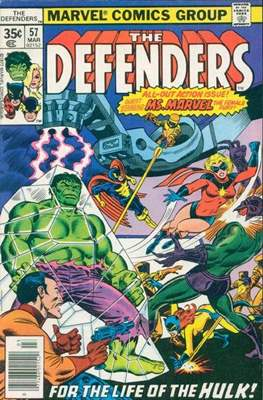 The Defenders vol.1 (1972-1986) (Grapa, 32 págs.) #57