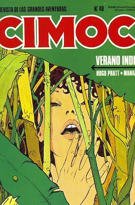 Cimoc (Grapa 60-132 pp) #48