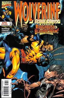 Wolverine (1988-2003) (Comic Book) #123