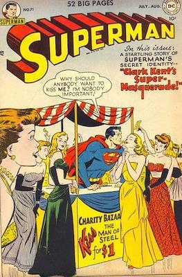 Superman Vol. 1 / Adventures of Superman Vol. 1 (1939-2011) (Comic Book) #71
