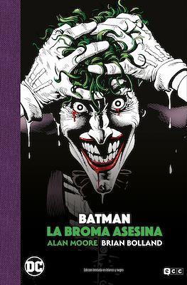 Batman: La Broma Asesina (Cartoné 112 pp ByN)