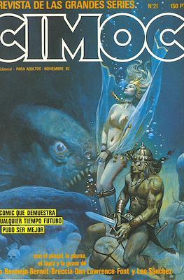 Cimoc (Grapa 60-132 pp) #21