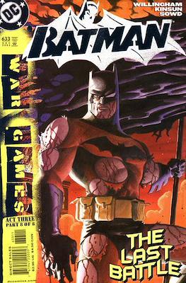 Batman Vol. 1 (1940-2011) (Comic Book) #633