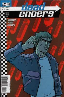 Deadenders (comic-book) #11