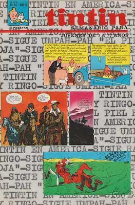 Tintin (Grapa 20 pags.) #24