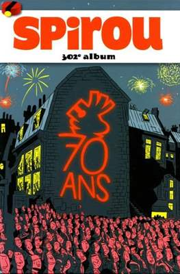 Album Spirou. Recueil du journal (Cartonné) #302