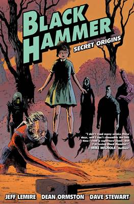 Black Hammer (Softcover) #1