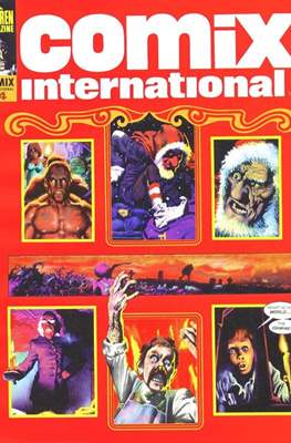 Comix International #4