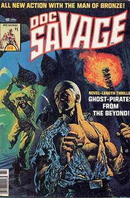 Doc Savage Vol 2 #4