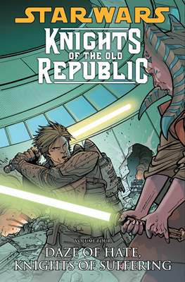 Star Wars - Knights of the Old Republic (2006-2010) #4