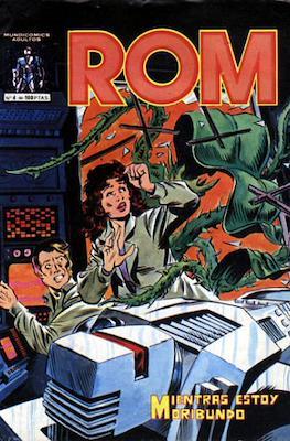 Rom (Grapa 40 pp) #4