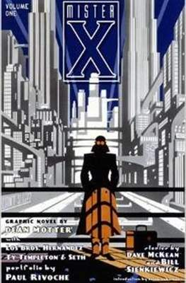 Mister X: The Definitive Collection (Softcover) #1