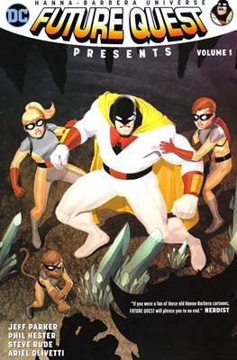 Future Quest Presents (Softcover 168 pp) #1