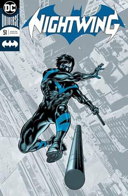 Nightwing Vol. 4 (2016-) #51