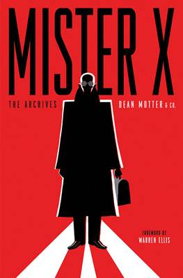 Mister X: The Archives